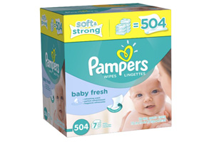 Pampers-Softcare-Baby-Fresh-Wipes-Package