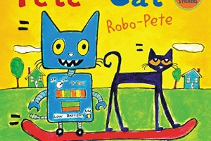Pete the Cat Robo-Pete