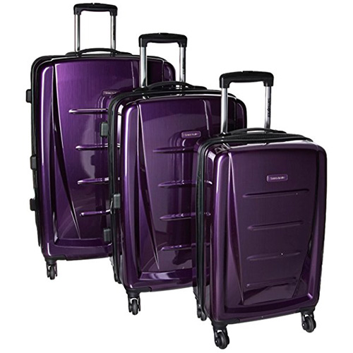 Samsonite Luggage a Winfield 2 Fashion with HS Piece Set