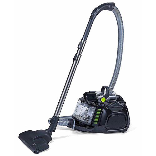 Electrolux EL4021A Silent Performer Bagless Canister Vacuum with 3-in-1 Crevice Tool and HEPA Filter