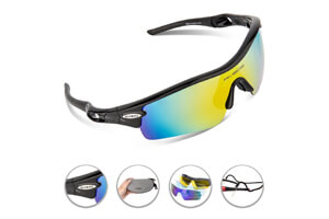 Top 10 Best Cycling Glasses of 2018 You Must Buy