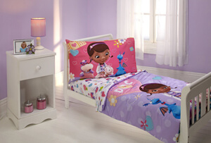 Top 10 Best Kid's Bedding Sets for Girls of 2018 Review