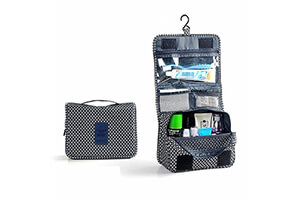 Top 10 Best Toiletry Bags For Women in 2016 Reviews