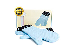 Top 10 Best Silicone Oven Mitts of 2019 Review