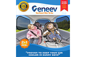 Top 10 Best Sunshade for Car Windows in 2016 Reviews