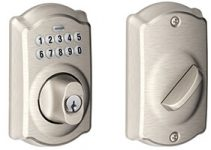 Top 10 Best Deadbolts for Home Security in 2017 Reviews
