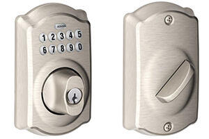 Top 10 Best Deadbolts for Home Security of 2018 Review