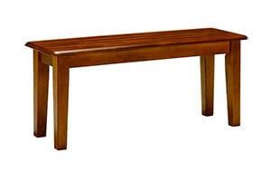 Top 10 Most Durable Wooden Dining Room Benches Reviews