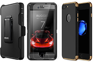 10 Top Rated iPhone 7 Plus Case Collections of 2018 Review