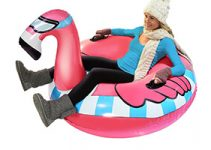 Top 10 Best Snow Tubes for Adults Reviews