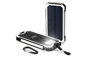 Top 10 Best Solar Battery Chargers for Cellphones of 2018 Review