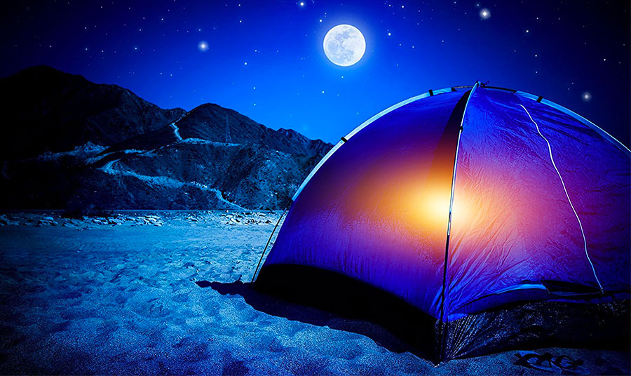 Top 10 Best Rechargeable Camping Lanterns in 2017 Reviews