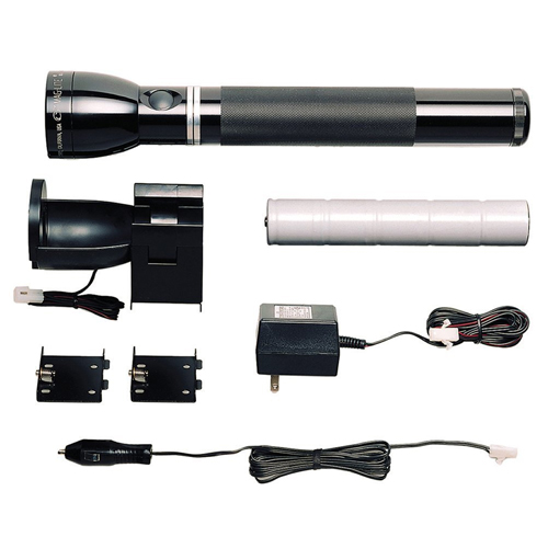 MAGLITE RX1019 Heavy-Duty Rechargeable Flashlight System