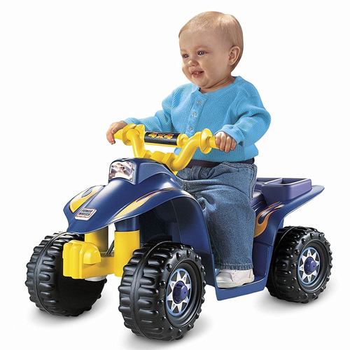 Fisher-Price Power Wheels Lil Quad