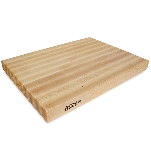 John Boos RA03 24-by-18-by-2-1/4-Inch Reversible Maple Cutting Board