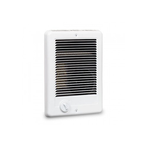 Cadet CSC101TW Com-Pak 1000-Watt, 120V complete wall heater with thermostat, white