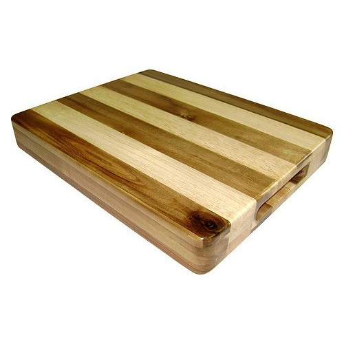 Mountain Woods 15-by-12-Inch Butcher Block