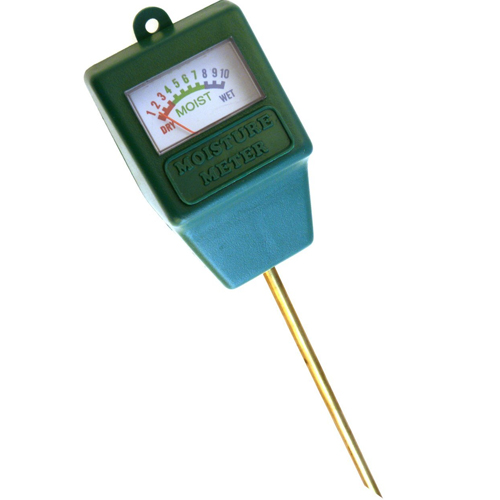 Indoor/Outdoor Moisture Sensor Meter, Soil Water Monitor, Plant Care, Garden, Lawn