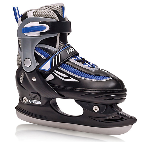 Lake Placid Metro Boy's Adjustable Figure Ice Skate