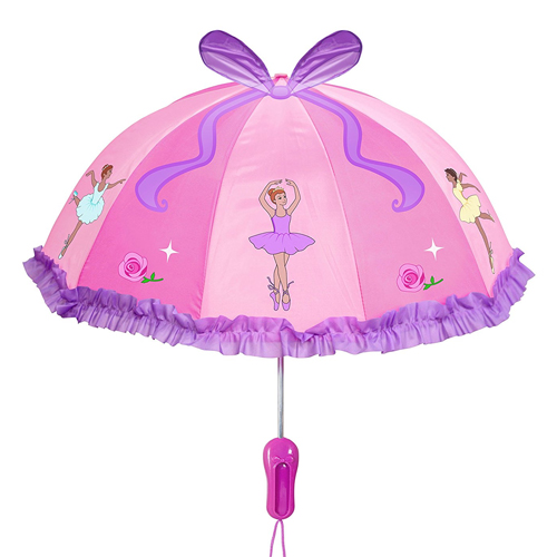 Kidorable Little Girls' Ballet Umbrellas