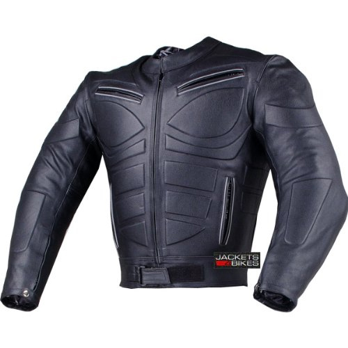 Blade Motorcycle Riding Armor Biker Leather Jacket
