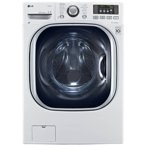 LG WM3997HWA Ventless 4.3 Cu. Ft. Capacity Steam Washer/Dryer