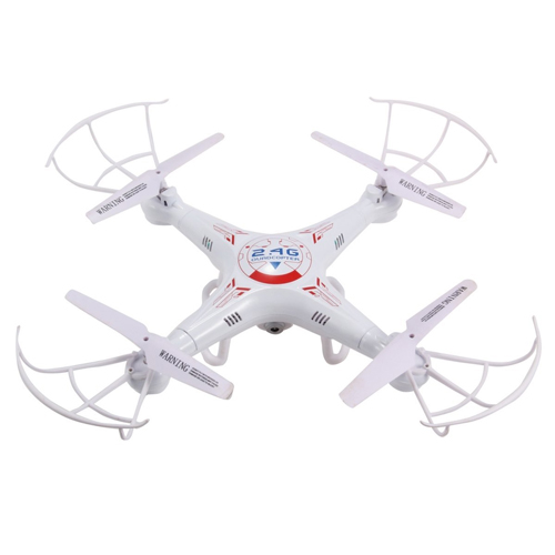Ohuhu® 4 Channel 2.4GHz 6-Axis RC Explorers Quad Copter / Gyro RC Quadcopter