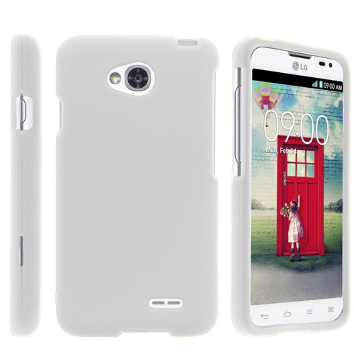Hard Plastic Lightweight Slim White Snap on case with Unique Designs by MINITURTLE