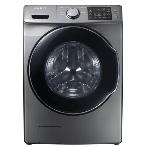 Samsung Platinum Front Load Steam Washer