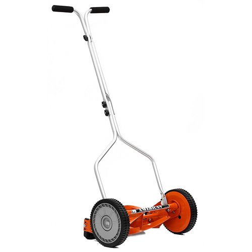 American Lawn Mower Reel Push Lawn Mower