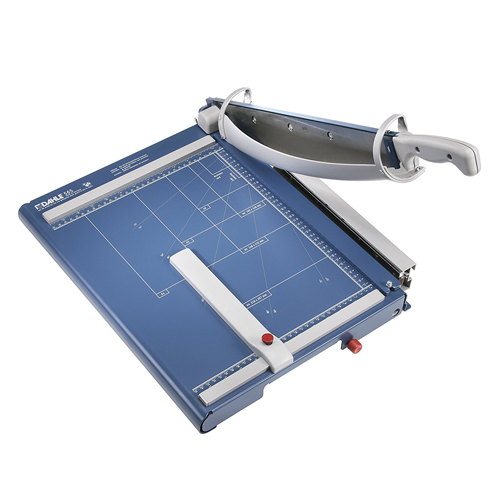 Dahle 565 Premium Guillotine, Grade: 12 to 12, 8'' Height, 14'' Width, 18.75'' Length