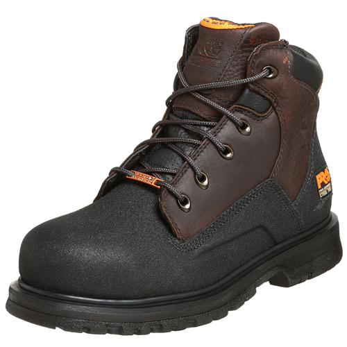 Timberland PRO Men's 47001 Power Welt Waterproof Steel-Toe Boot