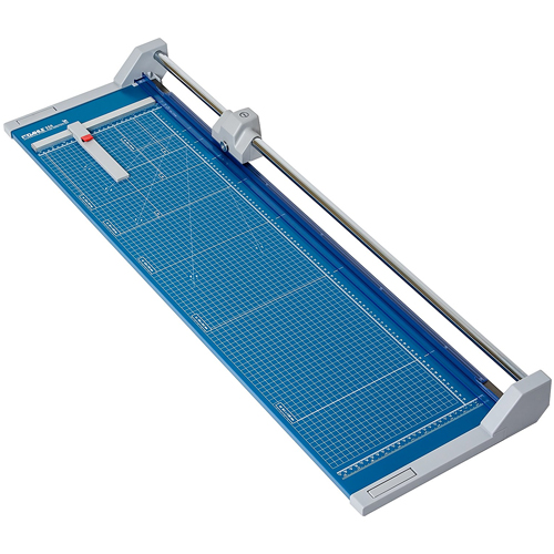 """Dahle 556 Professional Rolling Trimmer, Up to 14 Sheet Capacity, 37 3/4"""" Cut Length"""