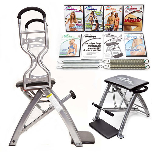 Malibu Pilates Pro Chair - Accelerated Results Package