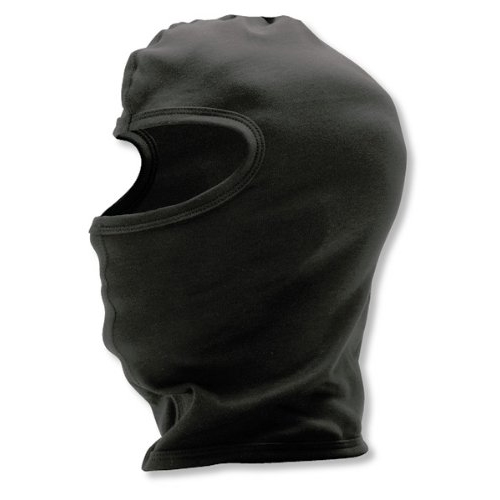 Vega Snowmobile Balaclava (Black)