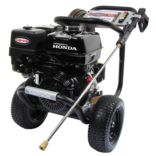 4 GPM Gas Pressure Washer