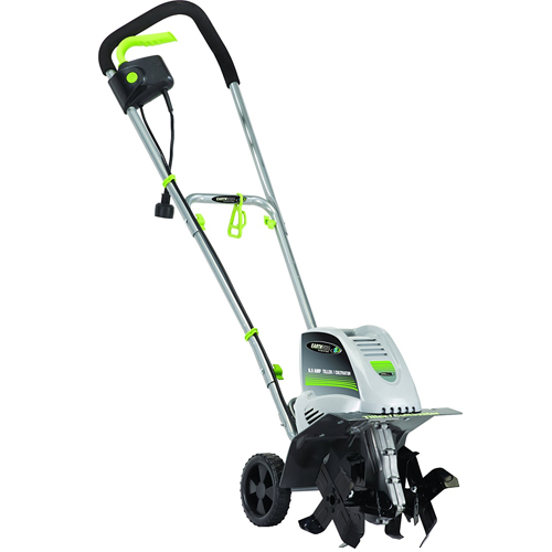 Earthwise 11-Inch 8.5-Amp Corded Electric Tiller