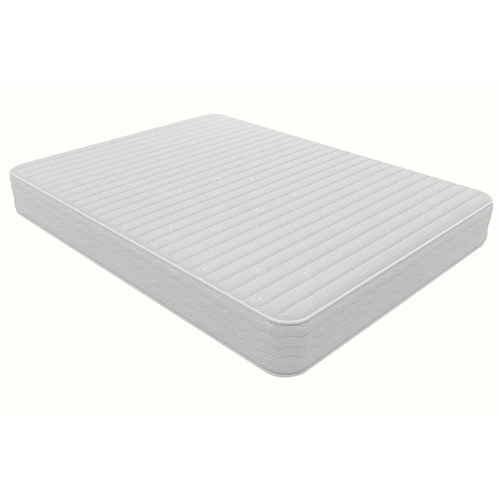 Signature Sleep Contour 8-Inch Independently Encased Coil Mattress with CertiPUR-US Certified Foam