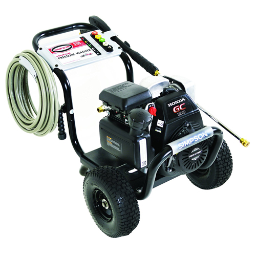 SIMPSON Cleaning 2.5 GPM Gas Pressure Washer