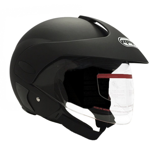 Motorcycle Scooter Street Face Helmet