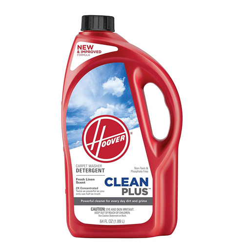 Hoover AH30330NF Clean Plus 2X Concentrated Carpet Cleaner and Deodorizer