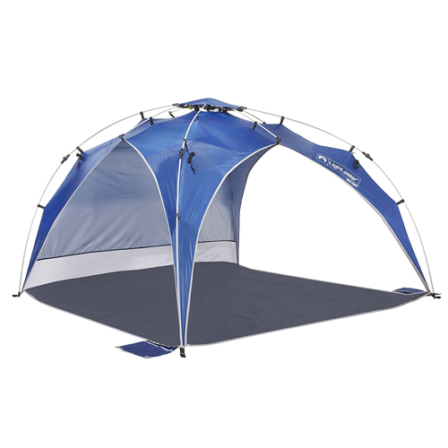 Lightspeed Outdoors Quick Beach Canopy Tent In Blue