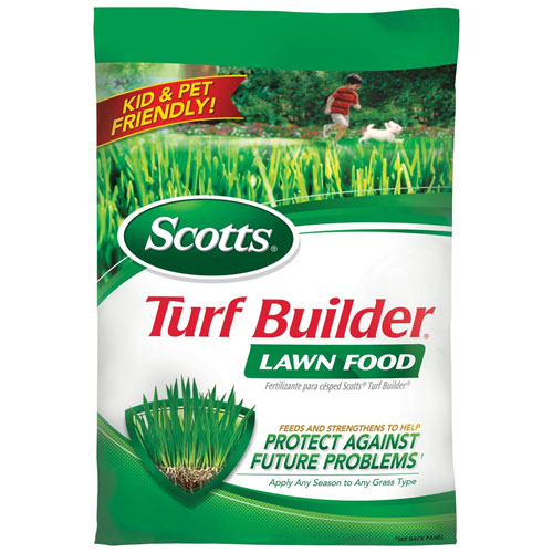 Scotts Turf Lawn Fertilizer