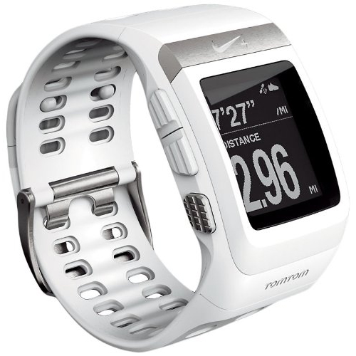 The Nike+ SportWatch GPS Powered by TomTom (White)
