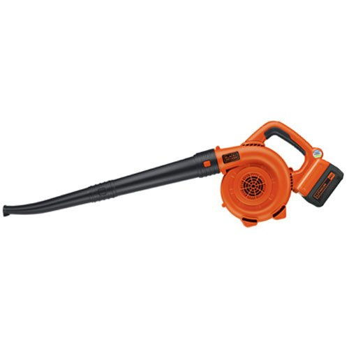 BLACK+DECKER LSW36 40V Lithium Ion Cordless Sweeper