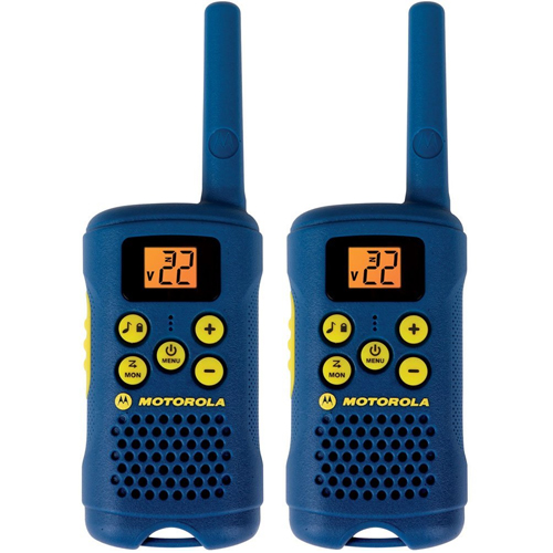 Pair of Two-Way Radio