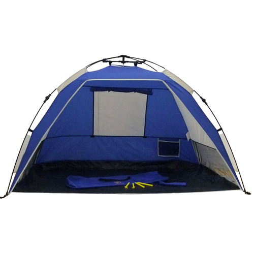 Genji Sports Instant Beach Star Tent In Blue