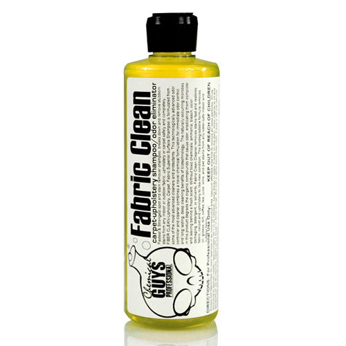 Chemical Guys Fabric Clean Shampoo