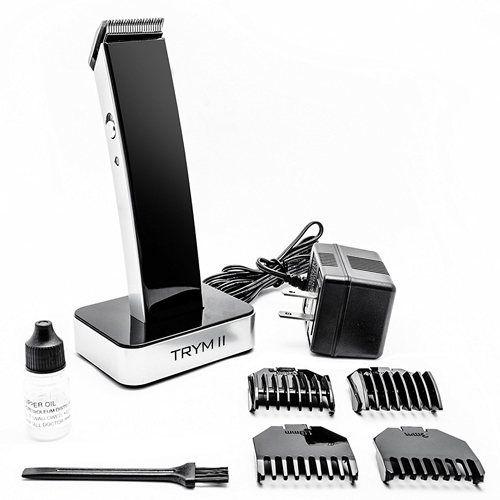 The Rechargeable Modern Hair Clipper Kit