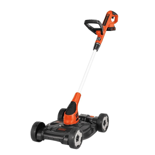 BLACK+DECKER MTC220 20V 3-in-1 Trimmer/Edger and Mower